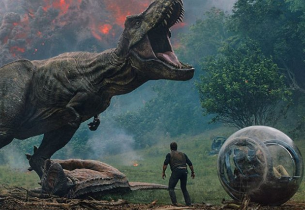"Conocé el primer trailer de ""Jurassic World: Fallen Kingdom"""